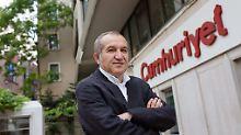 Sitzt mittlerweile in türkischer U-Haft: Akin Atalay