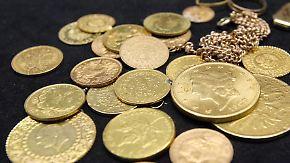 Edelmetall als Krisenwährung: Deutsche Haushalte horten Gold für 333 Milliarden Euro