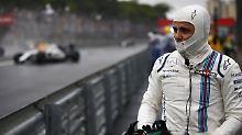 Wechselpoker mit Williams um Bottas: F1-Rentner Massa könnte Mercedes erlösen