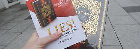 """""""Lies!""""-Kampagne noch aktiv: Salafisten drohen in SMS mit Höllenfeuer"""