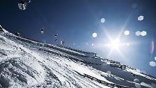 Auf die Abfahrt, fertig, los!: Europas Wintersportorte läuten Saison ein