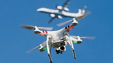 Immer mehr Unternehmen setzen auf die Drohne als Transportmittel.