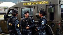 Mittelamerika geht gegen Maras vor: Neue Sondereinheit bekämpft Jugendbanden