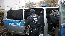 Anschlag in Deutschland geplant?: Polizei nimmt Gefährder in Abschiebehaft