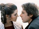 Die Macht war mit ihnen: Prinzessin Leia liebte Han Solo - echt jetzt