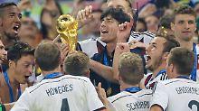 Was das Länderspieljahr 2016 lehrt: DFB-Elf muss wieder Weltmeister werden
