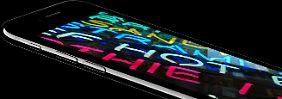 Details zum OLED-Modell: Ein iPhone 8 hat eine völlig neue Größe