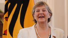 Suche nach neuem Bundespräsidenten: Merkel wollte Ex-Stasi-Beauftragte Birthler