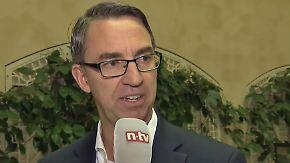 """Kuka-Chef Till Reuter im Interview: """"Verbindung von deutscher DNA mit Chinesen ist eine Riesenchance"""""""