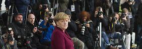 Die vierte Amtszeit im Visier: Merkel erinnert fatal an Kohl – oder?