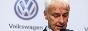 VW-Chef Matthias Müller will den Konzern mit Investitionen und Jobabbau zukunftsfest machen.