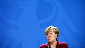 Beliebt wie lange nicht mehr: Verkündet Merkel ihre vierte Kanzlerkandidatur?