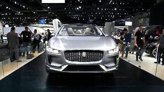 Highlights von der LA Auto Show: Alfa Romeo entdeckt das SUV, Jaguar den Strom
