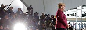 """""""Jeder weiß, dass sie kandidiert"""": Brok: CDU rechnet fest mit Merkel"""