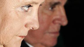 Von Krisen geprägte Kanzlerschaft: Die ungewöhnliche politische Karriere der Angela Merkel