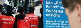 """Patrouille in Wuppertal: """"Scharia-Polizisten"""" werden freigesprochen"""