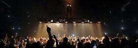 Nach Wutrede und Tourabbruch: Kanye West in Krankenhaus eingeliefert