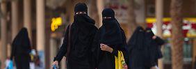 Keine öffentliche Vollverschleierung: CDU unterstützt teilweises Burka-Verbot