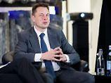 """""""Uneffektiv"""" und """"zynisch"""": Elon Musk, der umstrittene Visionär"""
