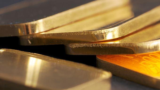 Manchmal ist tatsächlich alles Gold, was glänzt.
