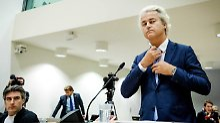 """""""Ich bin kein Rassist"""": Wilders bestreitet Hetze gegen Marokkaner"""