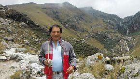 Klimawandel bedroht Heimatdorf: Bauer aus Peru reicht Klage gegen RWE ein