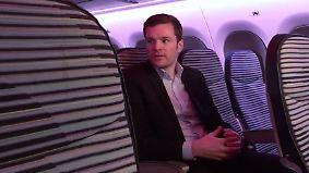 """Startup News: Gründer Achim Leder erklärt das farbige """"Jetlite""""-Konzept"""
