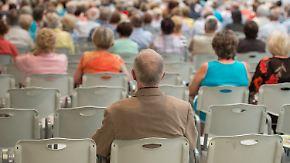 Rentengipfel der Großen Koalition: Vorstellungen über zukunftsfeste Vorsorge gehen weit auseinander