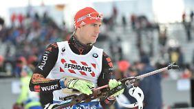 Arnd Peiffer ist seit 2009 Teil des Biathlon-Weltcups.