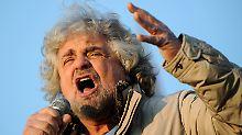 Referendum in Italien: Im Endspurt geht es tief unter die Gürtellinie