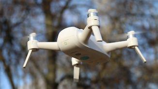 Aufnahmen wie von einer Großen: Kleine 4K-Drohne Breeze im Test