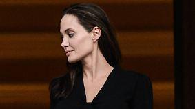 Promi-News des Tages: Angelina Jolie isst nichts und raucht Kette