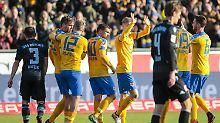 Achte Saisonniederlage für 1860: Braunschweig verteidigt Tabellenspitze