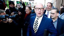 """""""Möchte Labour Partei ersetzen"""": Paul Nuttall ist neuer Ukip-Chef"""