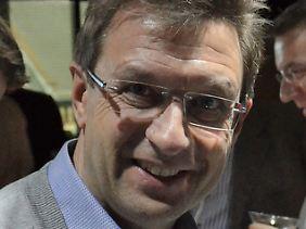 Frank Neumann (54) berät das Präsidium des Schachbundes NRW und ist Vermarktungsbeauftragter der Schachbundesliga. Bis 2017 war er Sprecher des Deutschen Schachbundes.