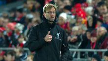 Ligapokal: Klopp auf Vorjahreskurs: Liverpool arbeitet sich ins Halbfinale