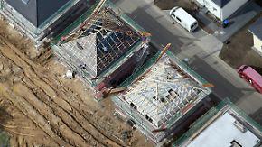 Bauen oft günstiger als Mieten: Hendricks stellt Eigenheimförderung für Familien in Aussicht