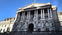 Es fehlen zwei Milliarden Pfund: RBS rauscht durch Stresstest