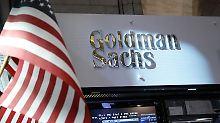 Der Börsen-Tag: Goldman Sachs verliert Geld