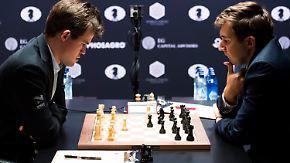 """Rolf Niebuhr über die Schach-WM: """"Es fasziniert, zwei junge Großmeister zu sehen"""""""