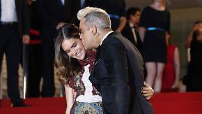 Promi-News des Tages: Robbie Williams' Ehefrau verrät Bettgeheimnisse