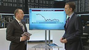 n-tv Zertifikate: Euro auf Tauchstation