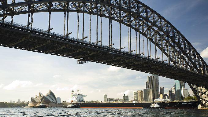 Australien hat die Steuer für Work-and-Travel Rucksackreisende beschlossen.