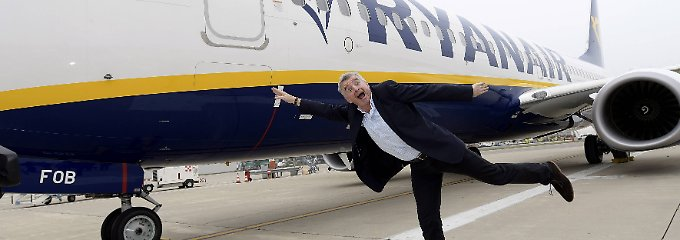 Nun auch noch Pauschalreisen: Die vielen Einnahmequellen von Ryanair