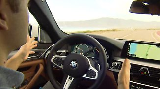 """""""Ein bisschen riskant"""": Neuer BMW 5er kommt mit Lenkassistent"""