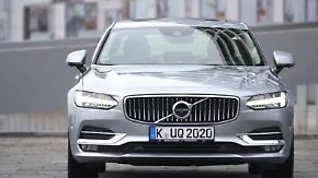 Es muss nicht immer Mercedes sein: Mittelklasse-Limousinen locken mit Design und Leistung