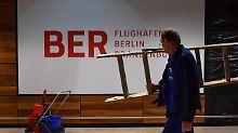 Neue Baustelle in Schönefeld: BER baut provisorisches Regierungsterminal