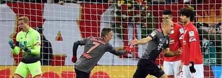 Mainzer Blitzstart verpufft: Bayern erobert den Sonnenplatz zurück