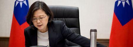 Peking besteht auf Ein-China-Politik: Trump provoziert mit Taiwan-Telefonat