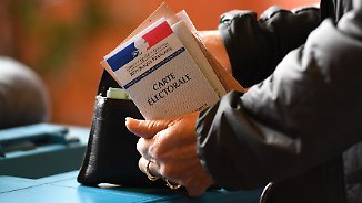 """Frankreich ins 21. Jahrhundert führen"": Wer regiert künftig im Élysée-Palast?"